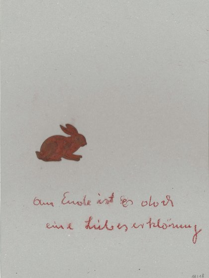 Small Beuys-Hare Cycle